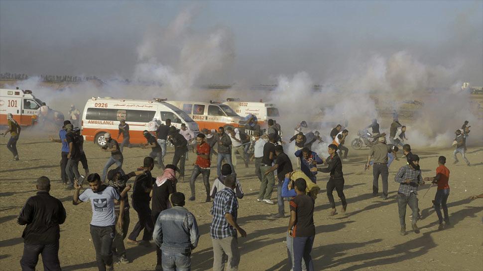 Iran says Israelis should be tried as 'war criminals'