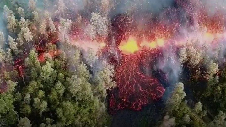 Kilauea: Hawaii emergency declared over volcano eruption
