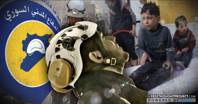 Just as Witnesses Expose Staged Chemical Attack—US Freezes Funding for White Helmets