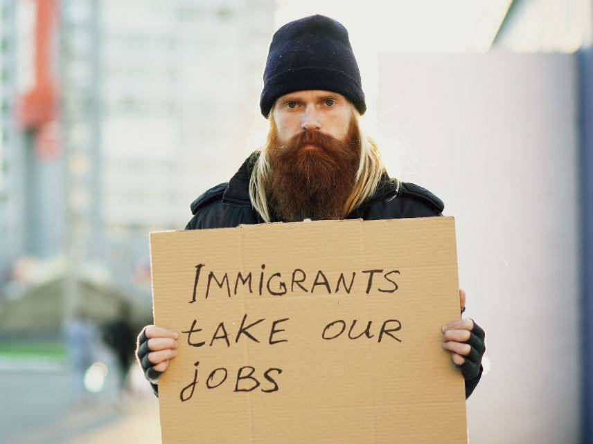 Migrants Boost Per Capita Incomes and Lower Unemployment Finds Yet Another Study