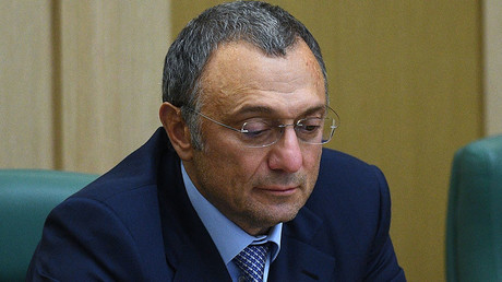 French court drops money-laundering charges against Russian Senator Kerimov
