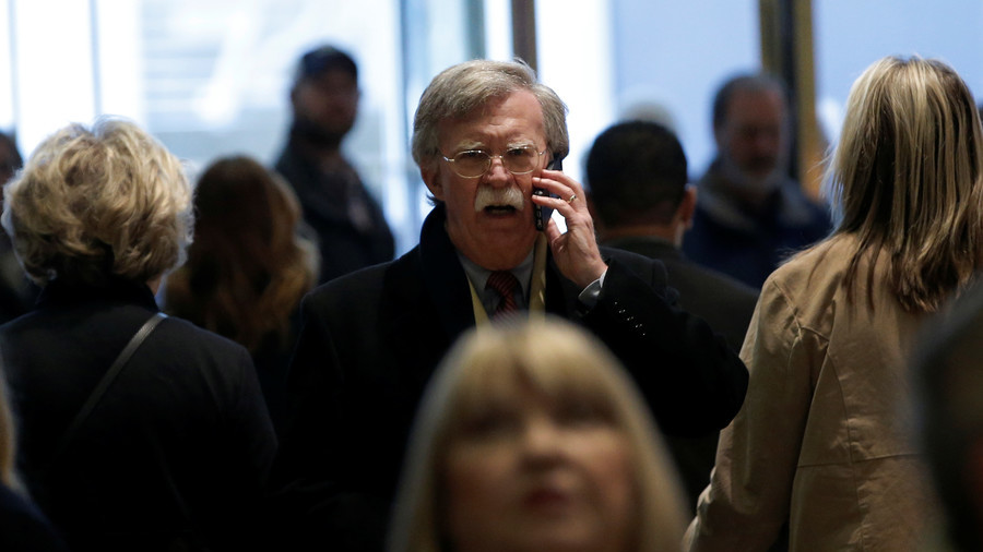Is neocon war cheerleader John Bolton a Kremlin double-agent? Some say 'why not?'