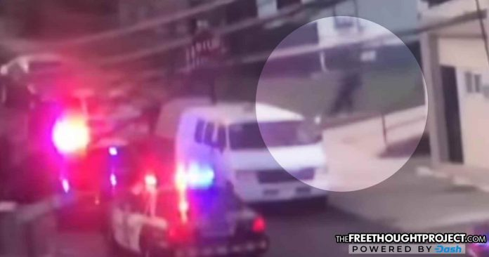 Horrifying Video Shows Cops Shoot and Kill Fleeing Boy to Stop Him From Running Away