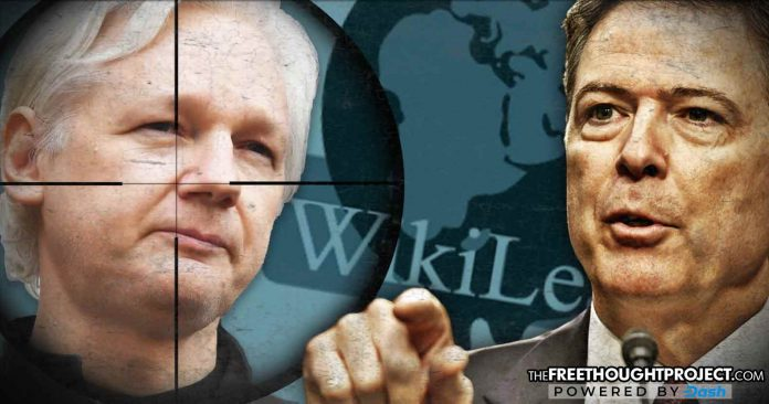 James Comey Exposed for Sabotaging Immunity Deal Between US Gov't & Julian Assange