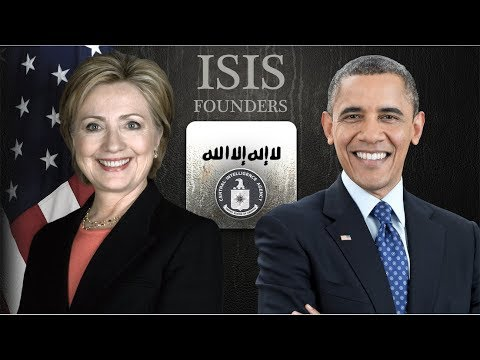 The Empire of Terror Exposed & the International Lawsuit Against America for Creating ISIS