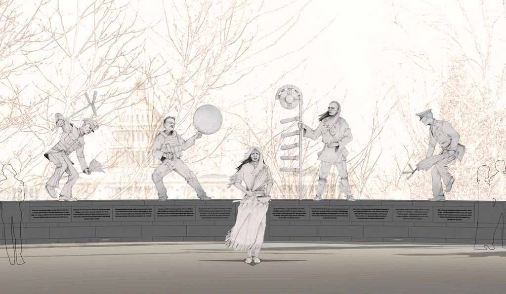 "Stefanie Rocknak's <em>The Enduring Dance</em> (detail)"">         </noscript>     </span><figcaption class="