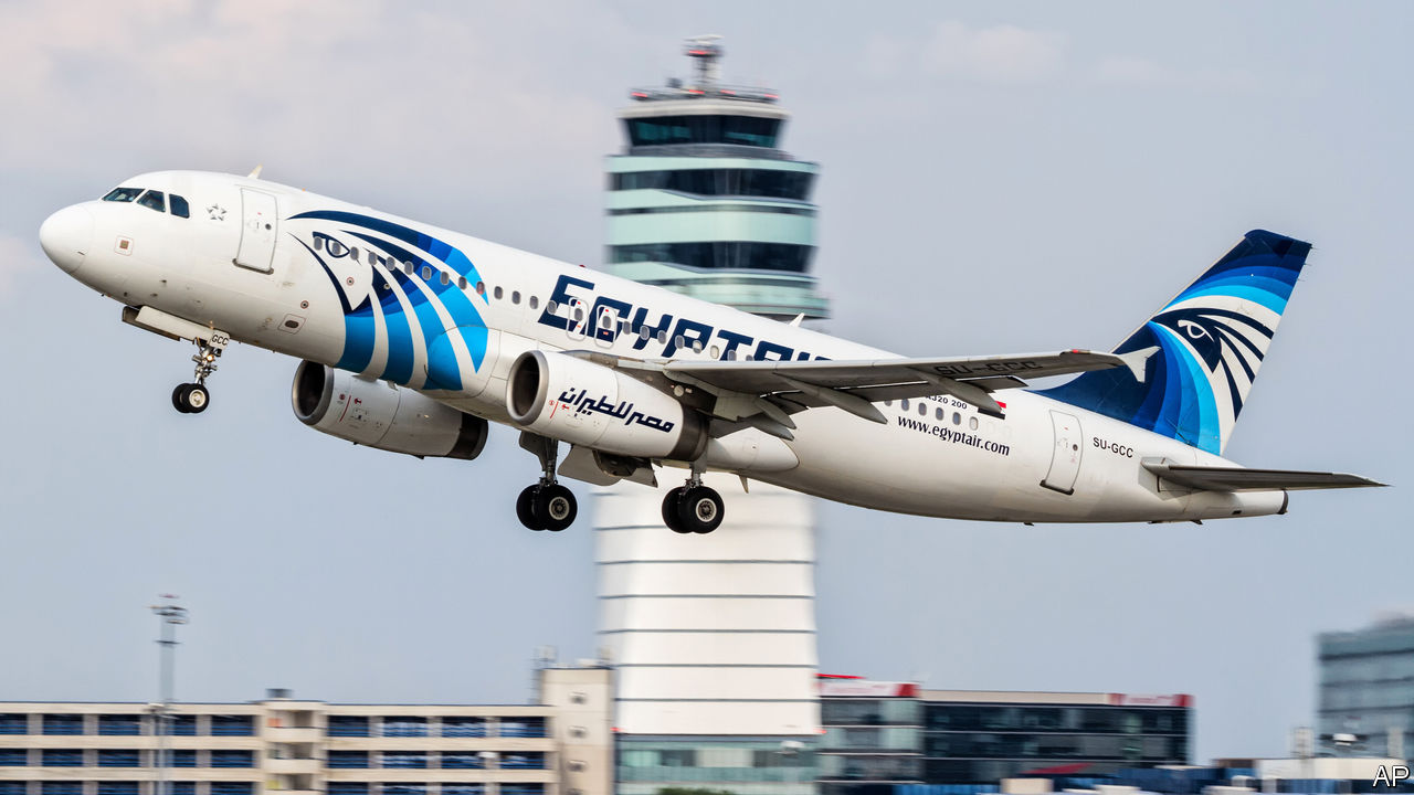 What really happened to EgyptAir Flight 804?