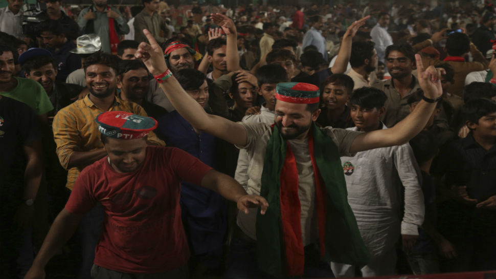 How much does it cost to hold elections in Pakistan? Billions and billions of dollars