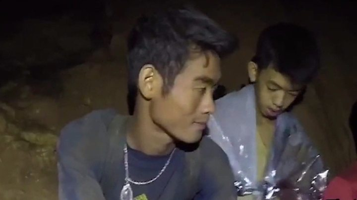 Thailand cave rescue: Boys tell parents 'don't worry' in letters