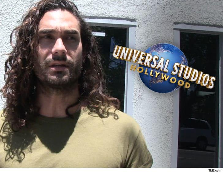 Universal Studios Investigating 'Bachelorette' Contestant For Sexual Harassment