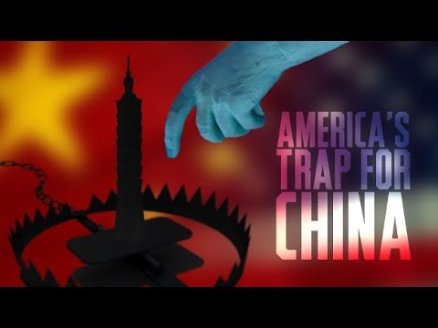 America Sets Its Taiwan Trap for China