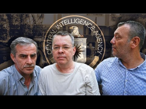 Breaking: 5 Arrested in Plot to Assassinate US Pastor Brunson & the CIA Connection