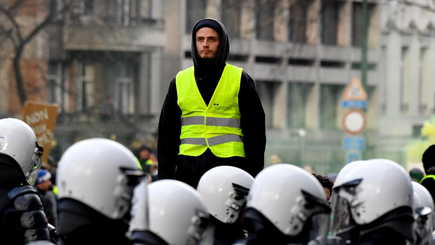 Belgium | yellow vest Protests