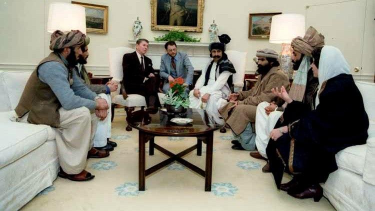 Reagan mujahideen