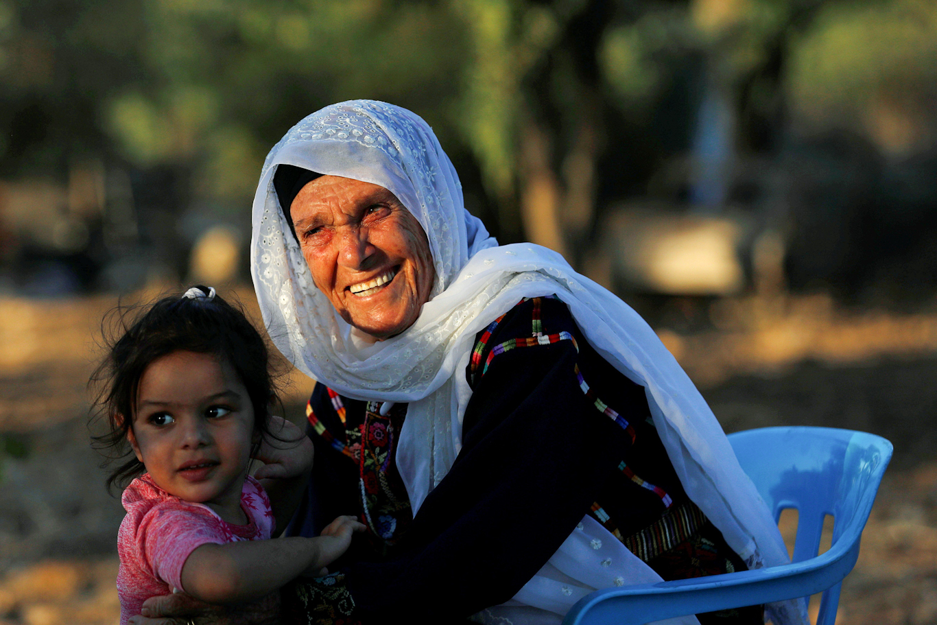 Rashida Tlaib Grandmother
