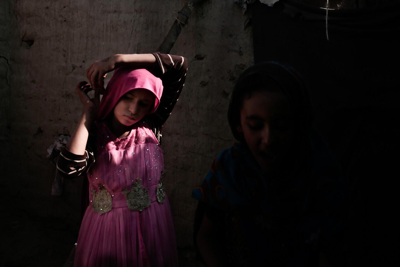 Yemen human trafficking