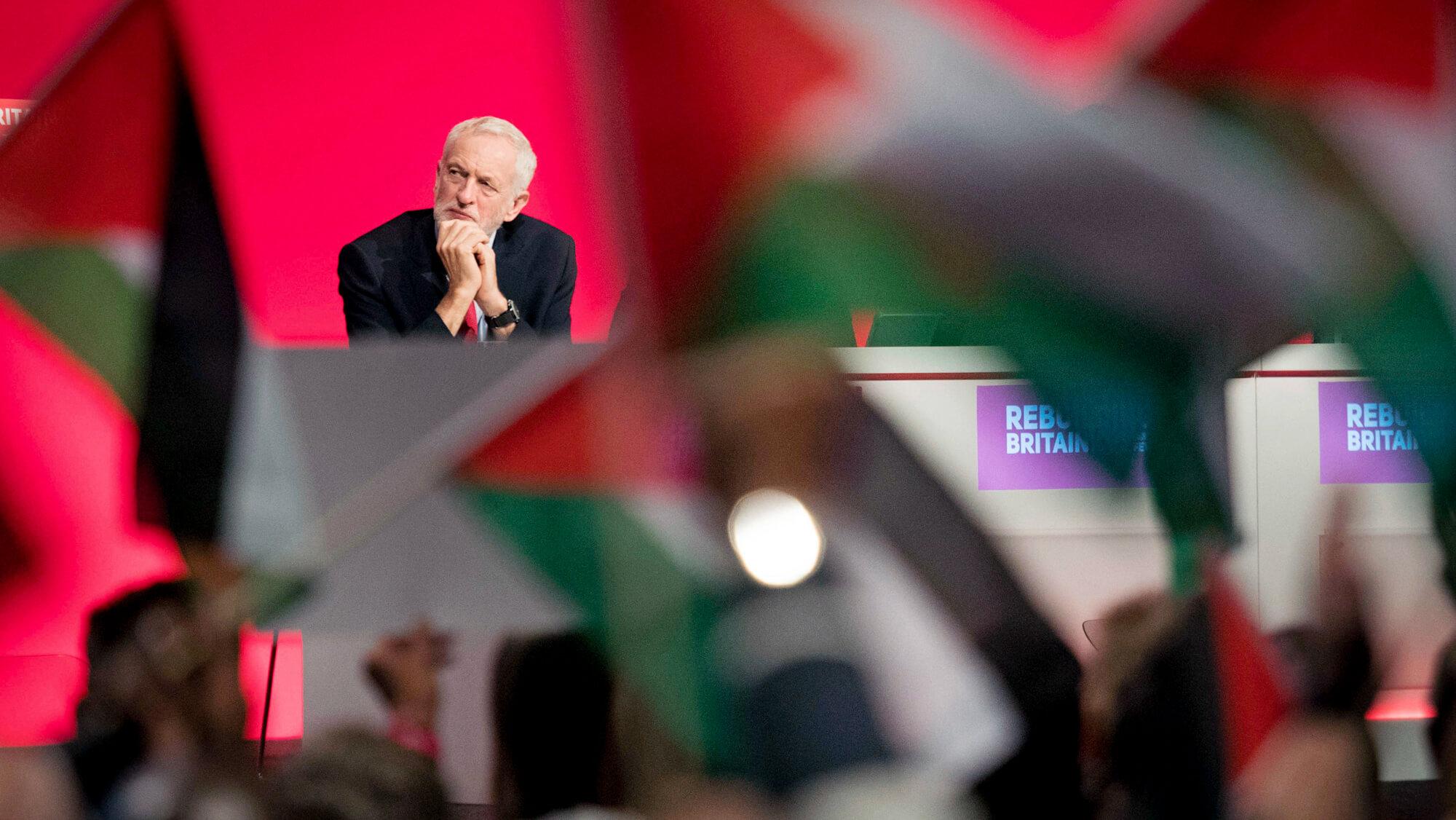 Britain Labour Party Conference
