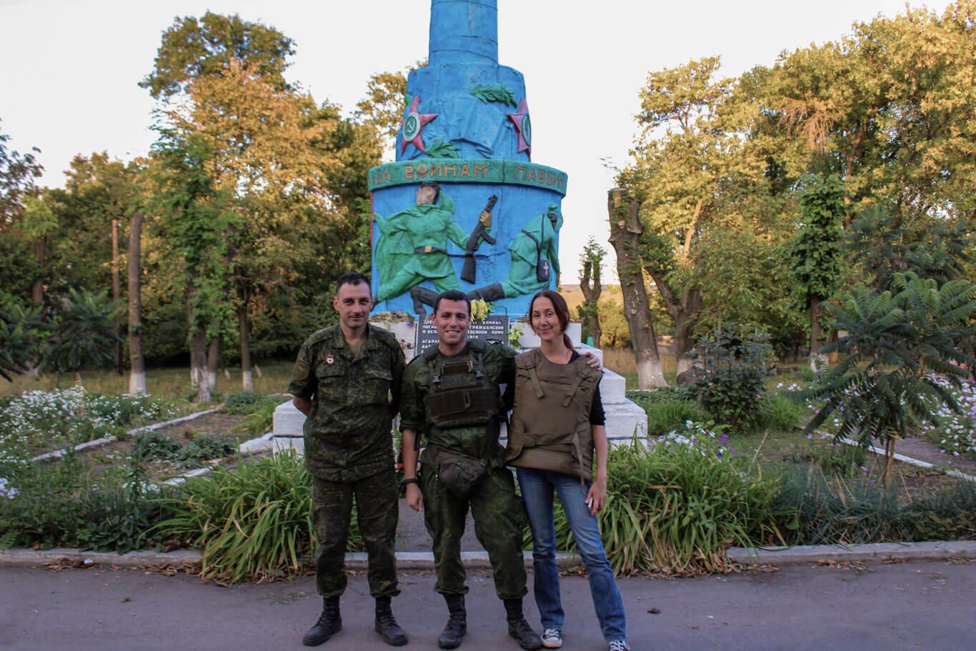 Donbass War Diary Zaitsevo
