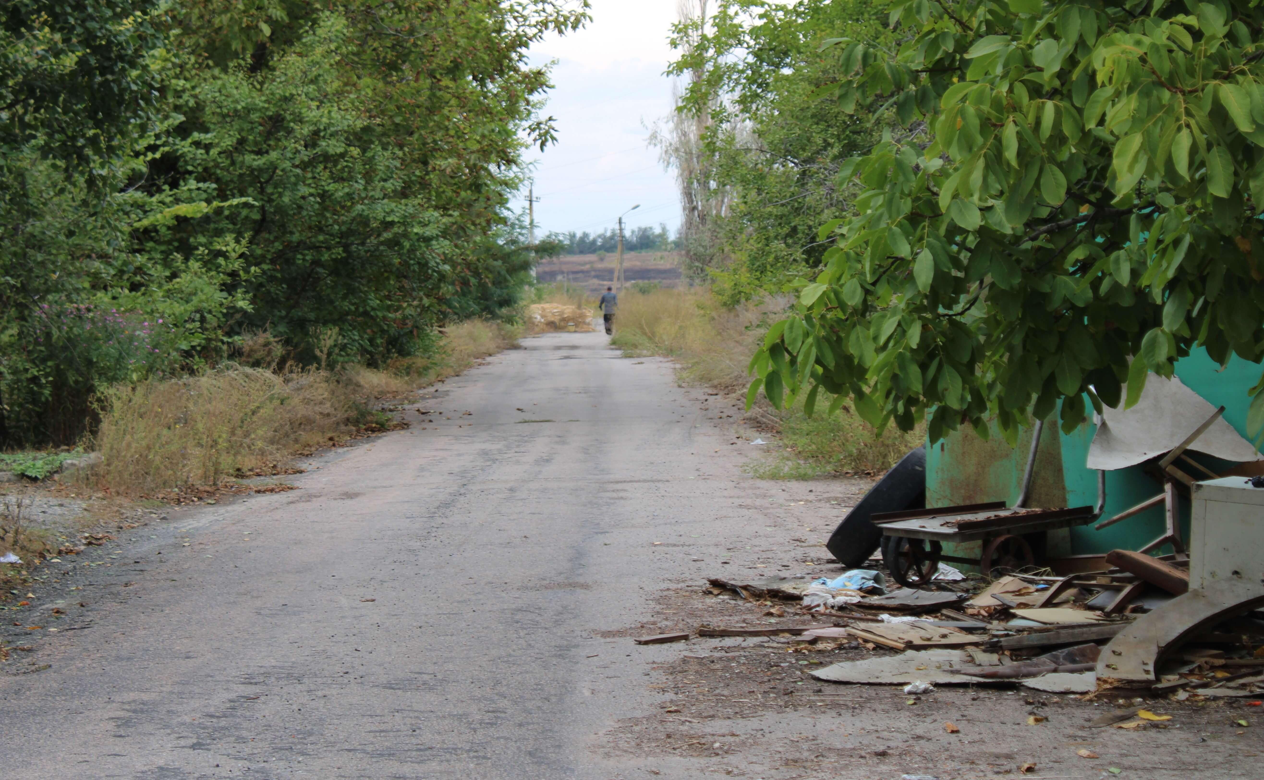 Donbass War Diary sniper