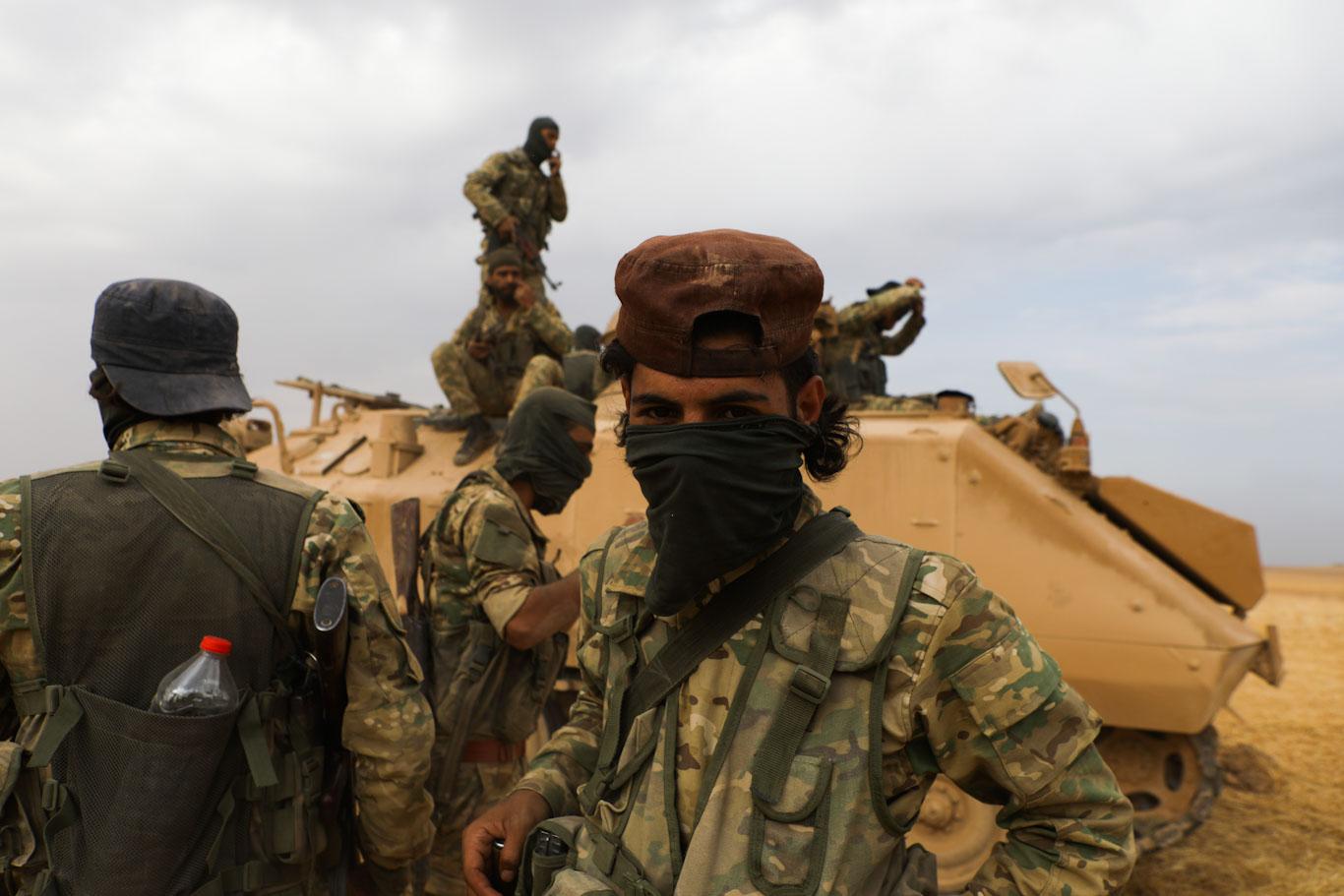 Turkey Syria ISIS