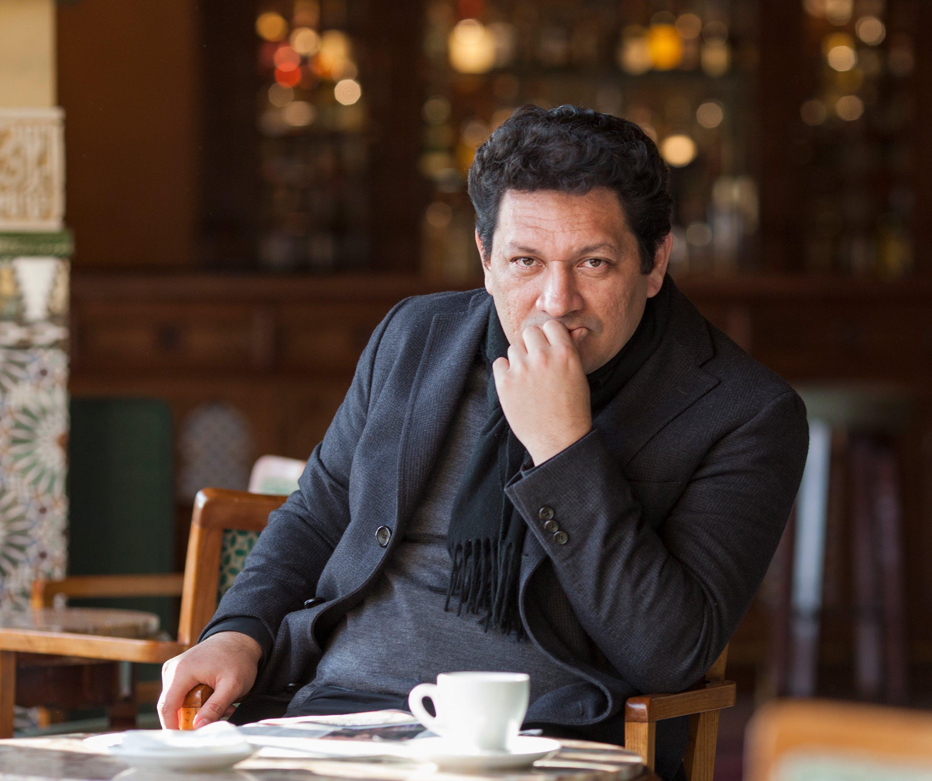 Jorge Galán. Photo: Joaquín Puga, Courtesy of Jorge Galán