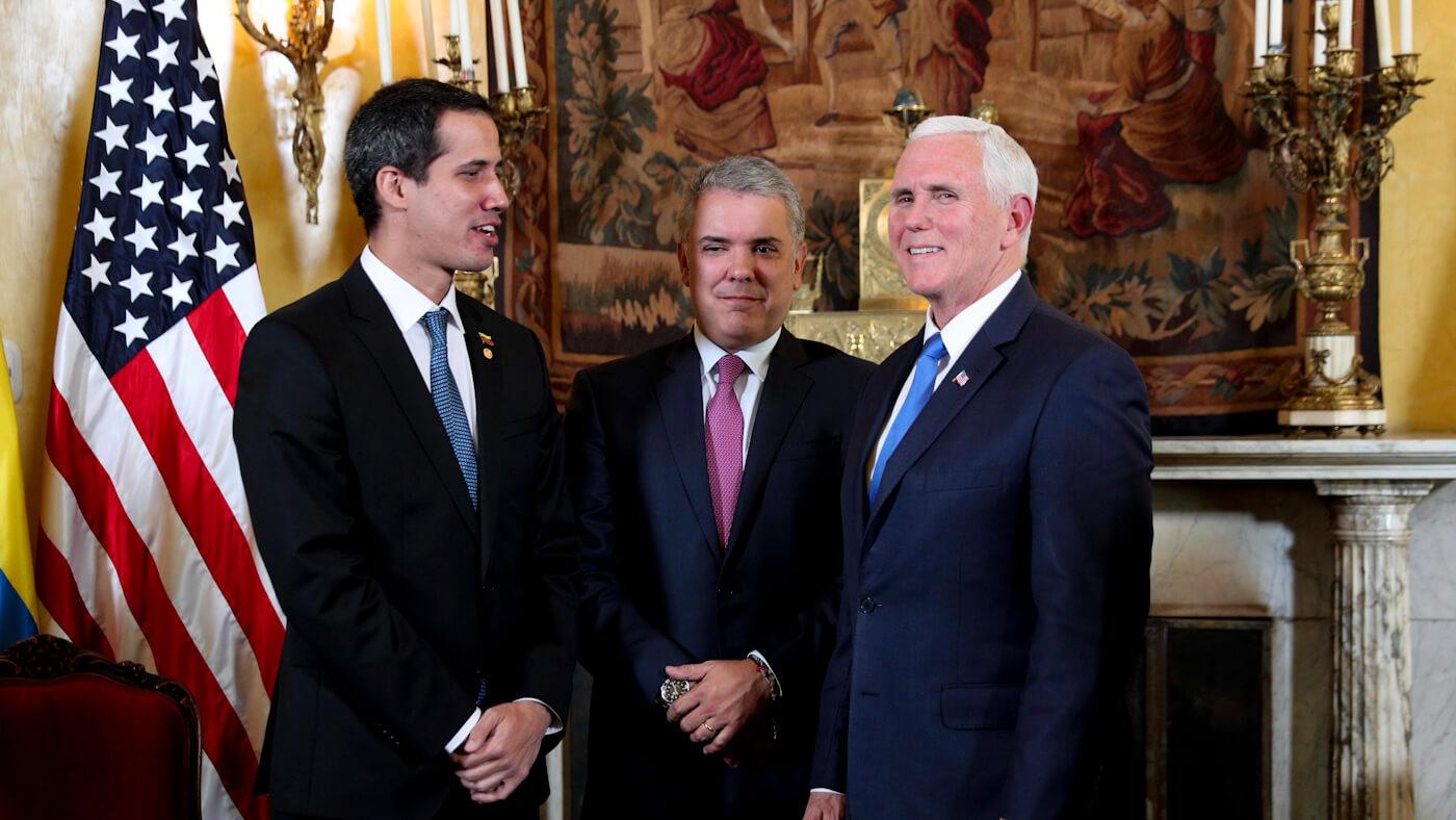 venezuela coup