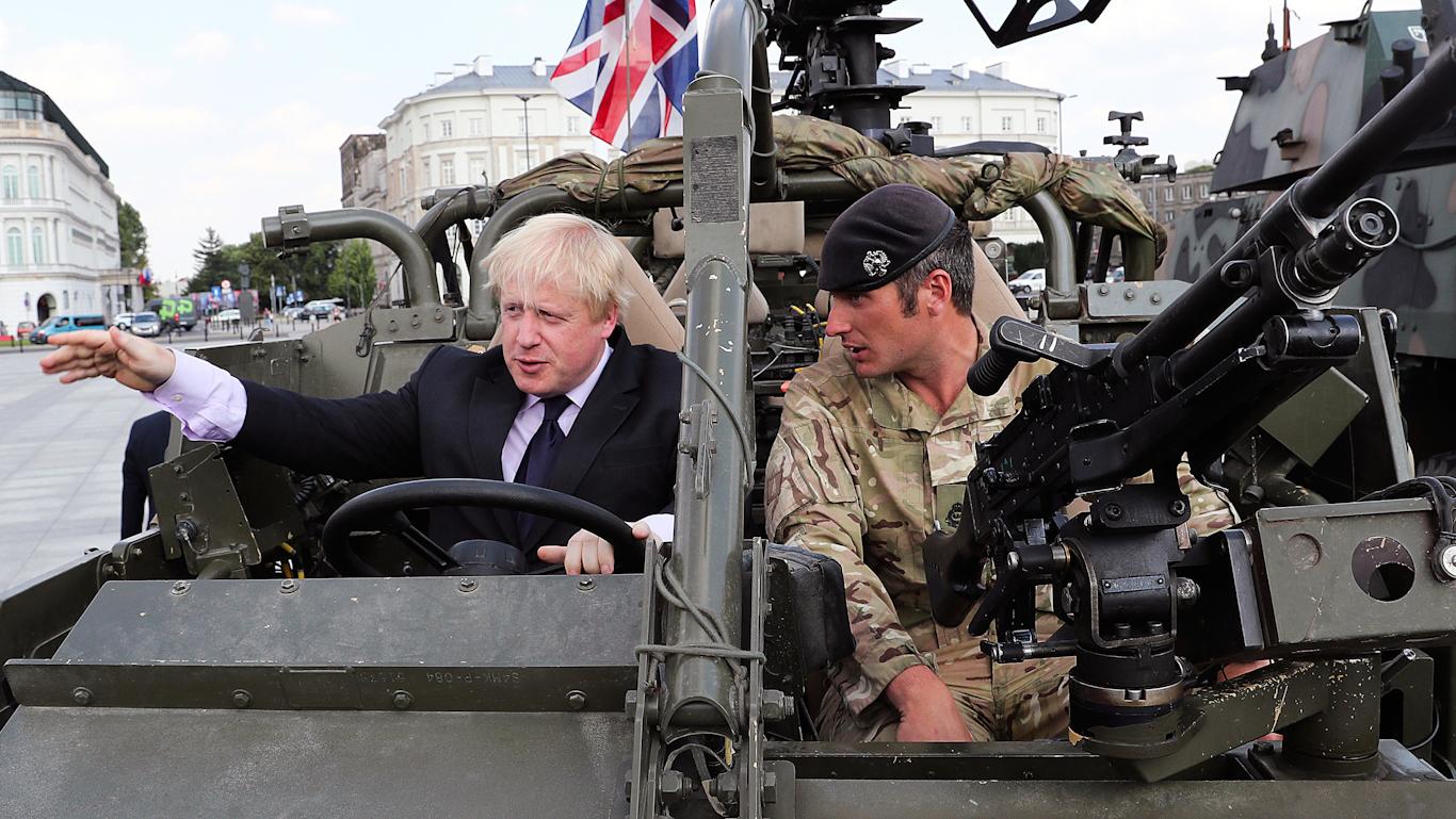 Boris Johnson Feature photo