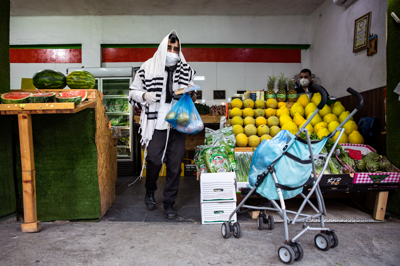 Israel coronavirus Feature photo