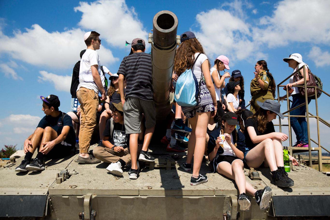 Israel children