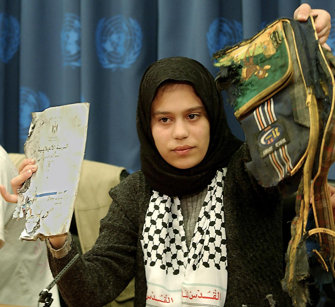 UN History Palestine