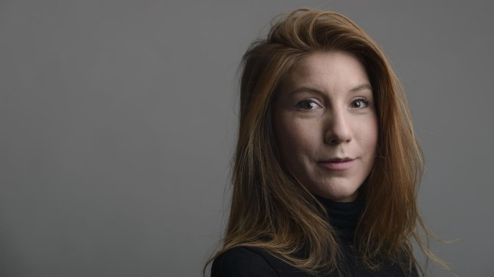 Kim Wall, journalist who had been on board Peter Madsen's amateur built submarine Nautilus before it sank
