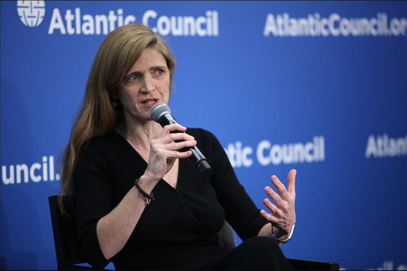 Samantha Power Atlantic Council