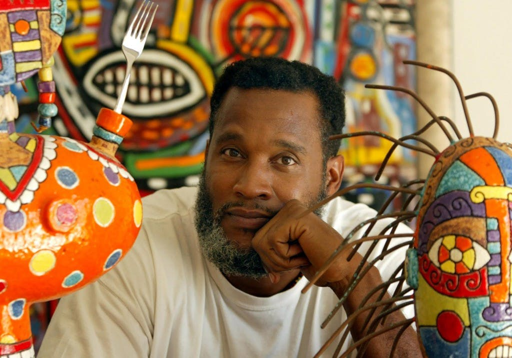 Gregory Hubbard photographed in his home in Royal Palm Beach, FL, on Oct. 22, 2007.