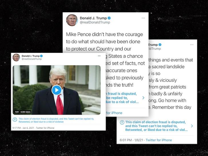 Donald Trump's Deleted Tweets