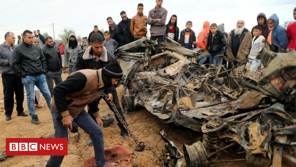 Eight killed in covert Israeli action in Gaza